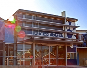 Midland Gate Shopping Centre Extensions